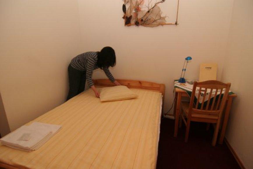 Viešbučio kambarys