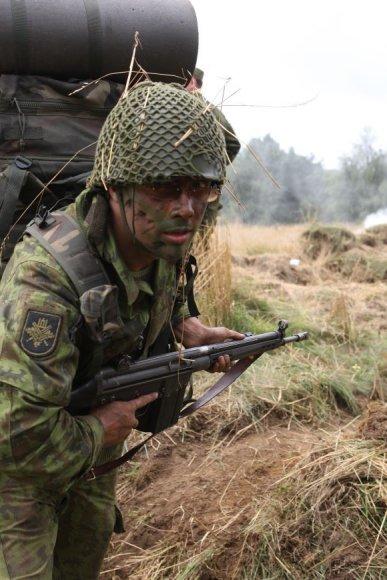 Rinktinė rengia profesinės karo tarnybos karius, karius savanorius, kitus aktyviojo rezervo karius Lietuvos krašto gynybai savo teritorijoje ir bendriems gynybos uždaviniams vykdyti.