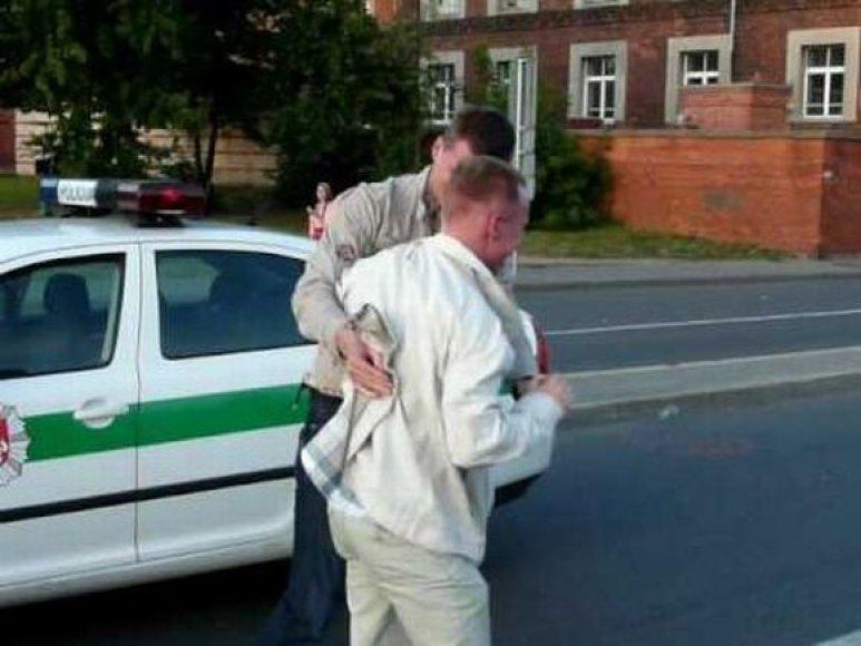 Klaipėdos policija tvirtina, jog yra pasiruošusi užtikrinti tvarką Jūros šventės metu.