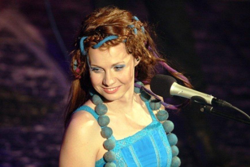A.Smilgevičiūtė savaitgalį rengia koncertus Palangoje