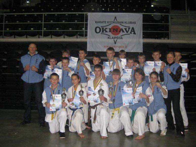 Klaipėdai atstovavo 17 sportininkų, iš kurių net pusė parsivežė medalius.