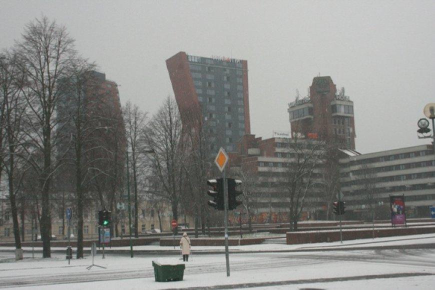 Baigianti metams, kai kiti Lietuvos miestai skaičiuoja milžiniškas skolas, Klaipėdos įsiskolinimai atrodo gana kukliai.