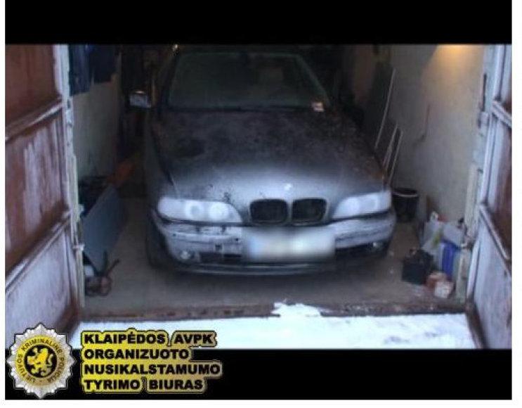 Klaipėdietė bandė pasipelnyti iš draudikų, pranešdama apie neva pavogtą jos automobilį.