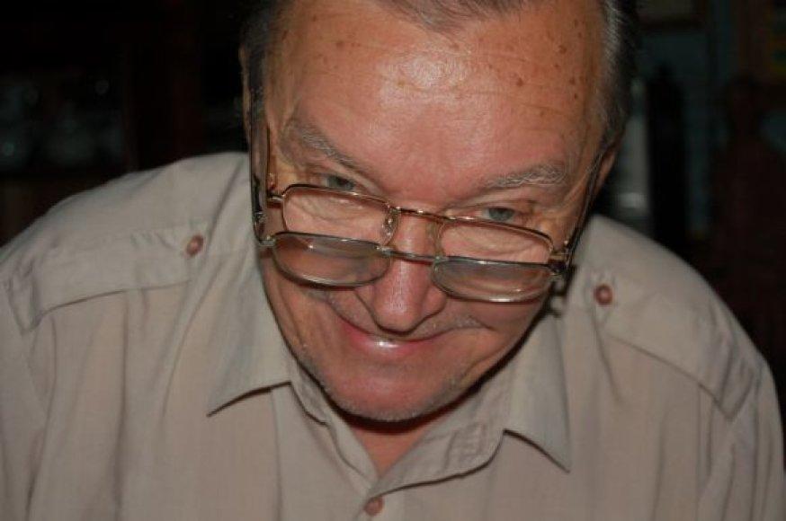 Olegas Maksimovas šiais metais apdovanotas premija.