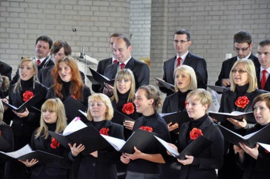 Klaipėdoje viešės Lenkijos Varmijos-Mozūrijos filharmonijos mišrusis choras.