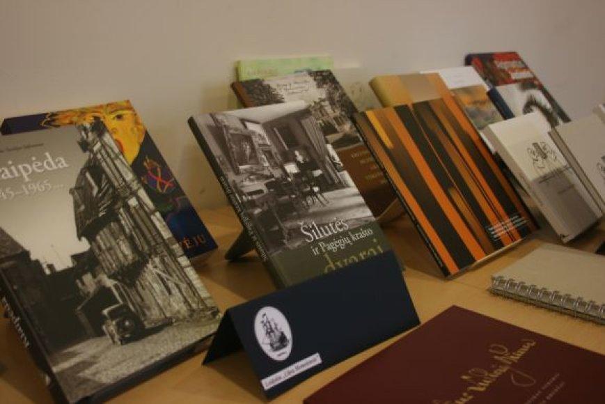 Klaipėdoje renkama Metų knyga.