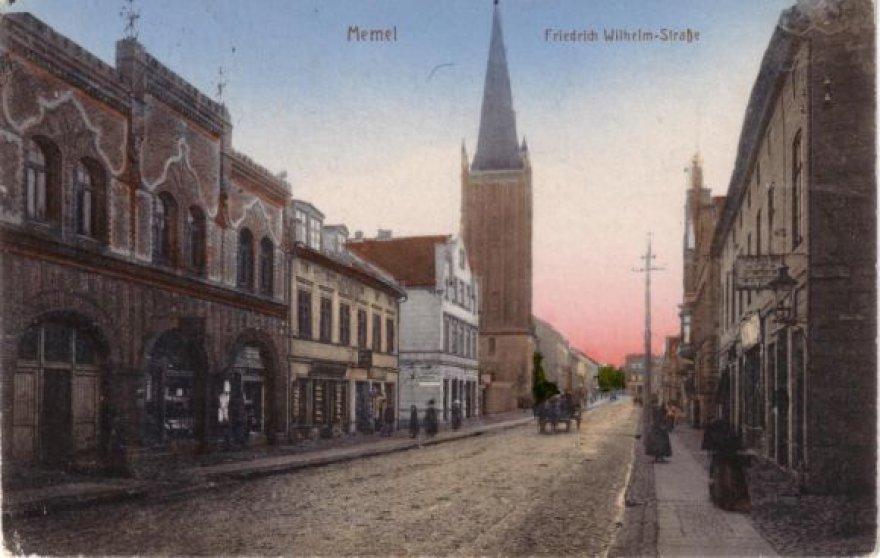 Klaipėdos istorija bus sudėta į du naujus leidinius.