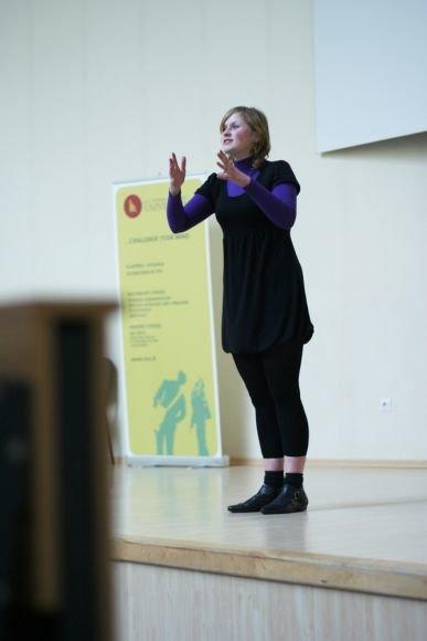LCC tarptautiniame universitete vyks jaunųjų oratorių konkursas.