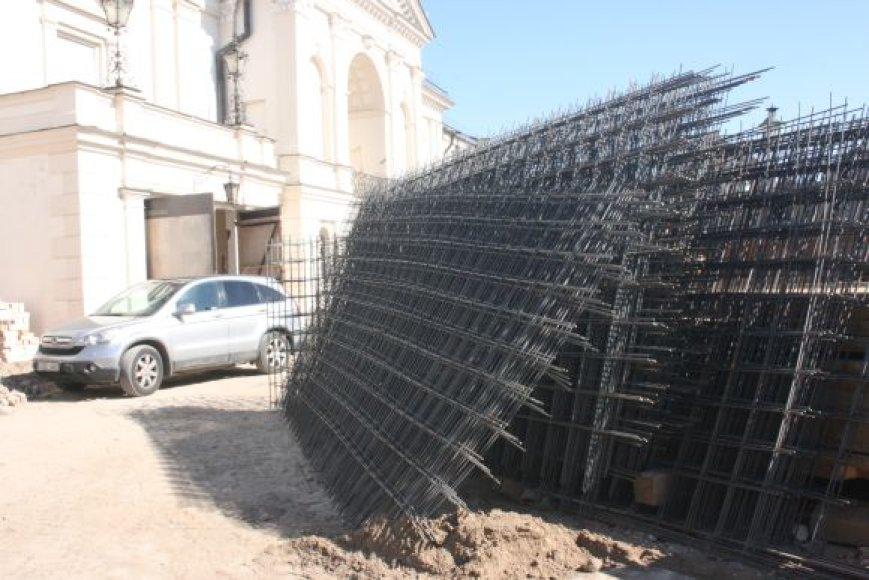 Dramos teatro rekonstrukcija atsieis apie 60 mln. Lt.