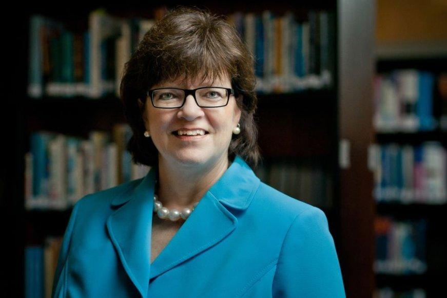 Dr. Marlene Wall bus inauguruota LCC tarptautinio universiteto rektore.