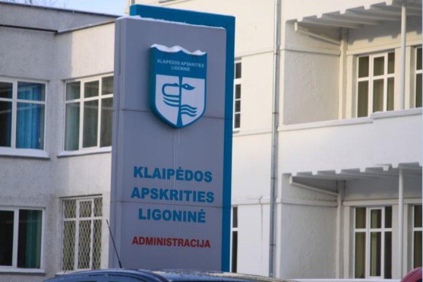 Klaipedos apskrities ligoninės, kaip ir kitų ligoninių, laukia permainos.