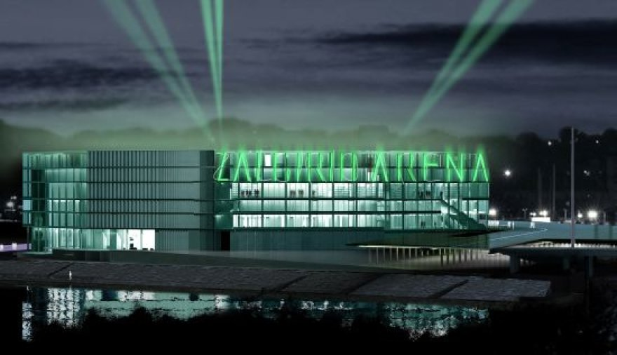 Naujojoje Kauno arenoje vyks finalinės Europos čempionato varžybos