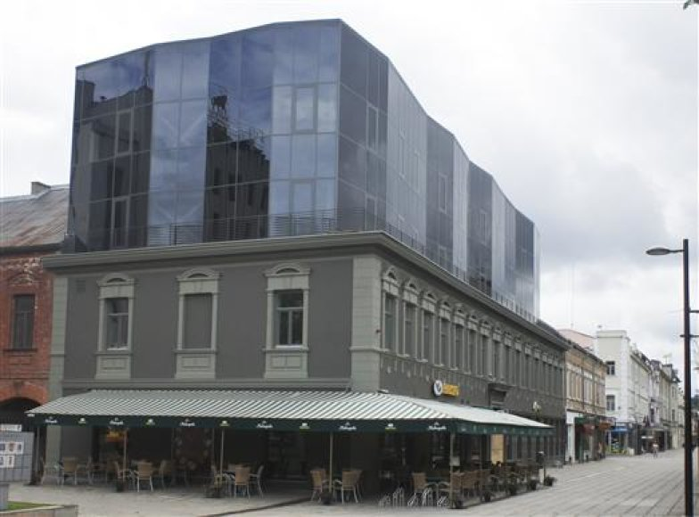 """Stiklainio pravardę gavęs viešbutis """"Kaunas City"""""""