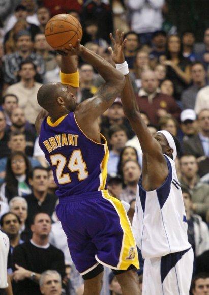 """Lakers"" triumfas"