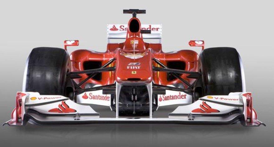 """""""Ferrari"""" bolidas"""