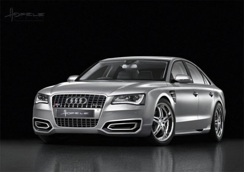 """""""Hofele Design Audi A8"""""""