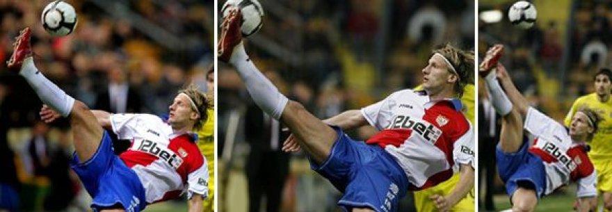 """""""Sevilla"""" nesėkmė"""