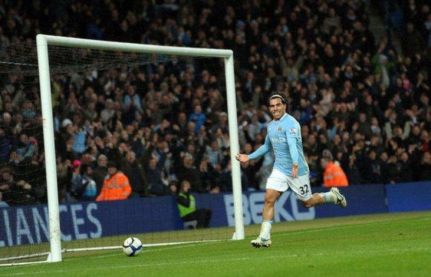 """""""Manchester City"""" pergalė"""