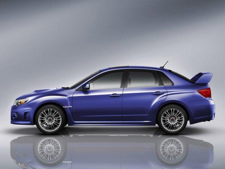 """""""Subaru WRX STI"""" sedanas"""