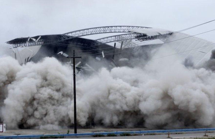 37 metus gyvavęs Teksaso stadionas
