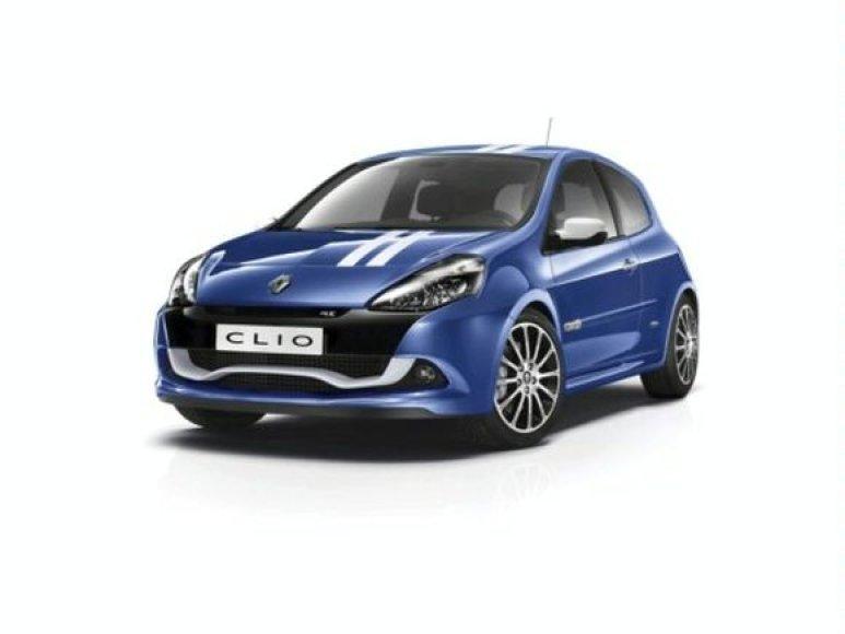 """""""Renault Clio Gordini 200"""""""
