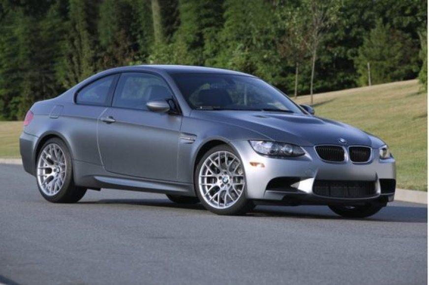 """""""BMW M3 Frozen Gray"""""""