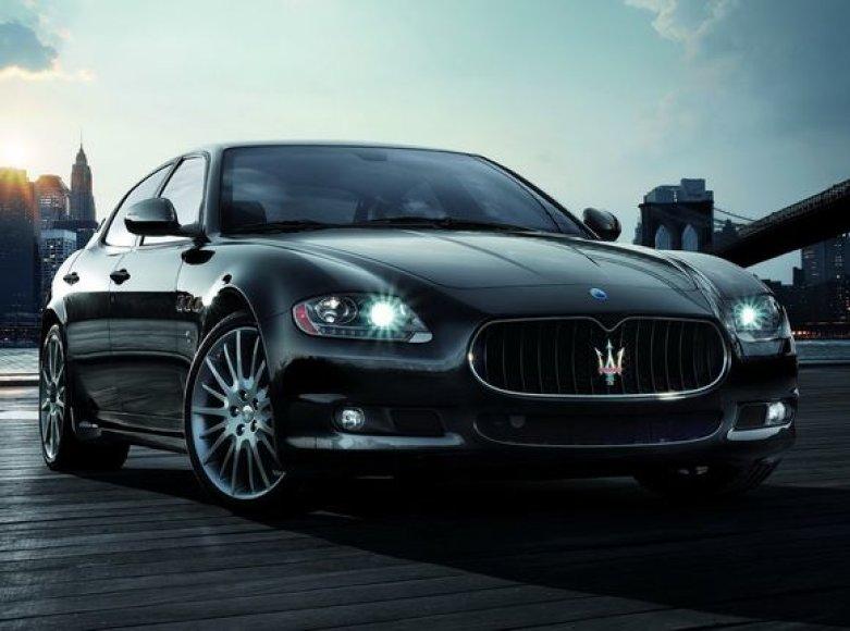 """""""Maserati Quattroporte"""""""