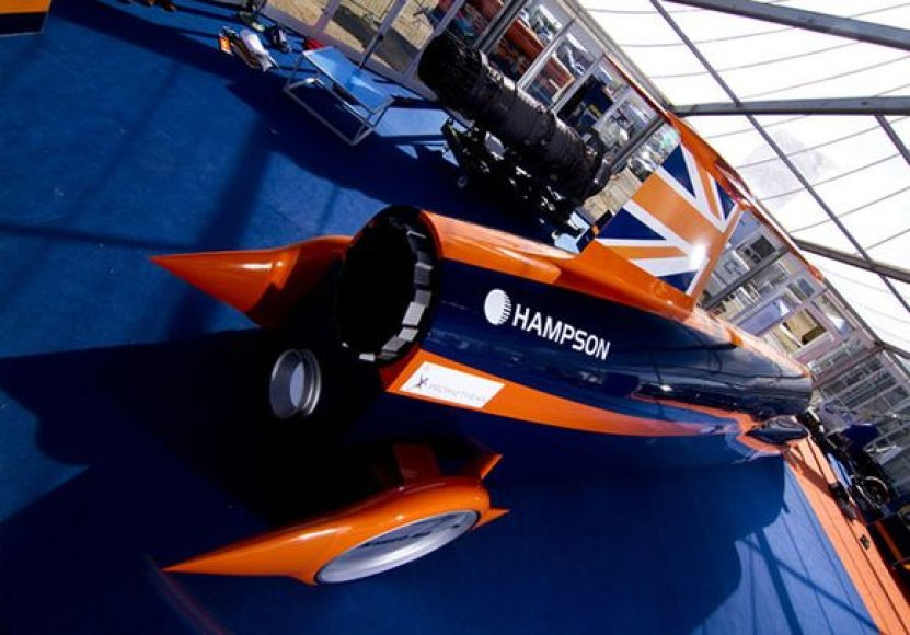 """Bloodhound SSC"""