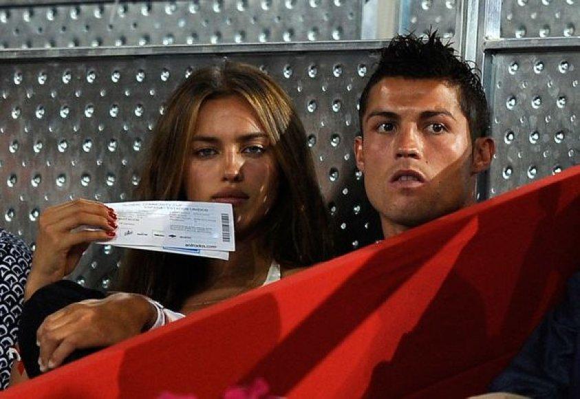 Cristiano Ronaldo su drauge