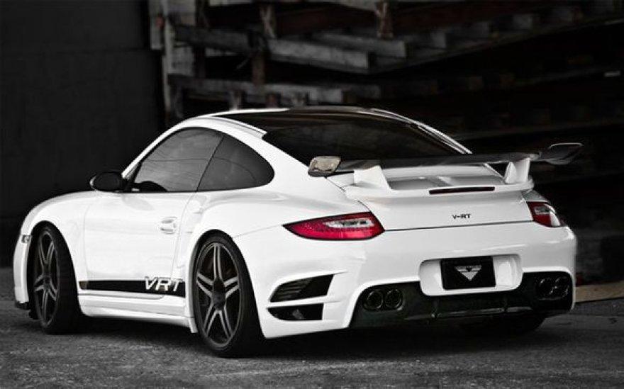 """""""Vorsteiner Porsche 911 Turbo"""""""