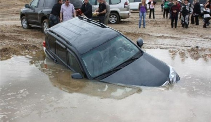 """Toyota Land Cruiser Prado"""