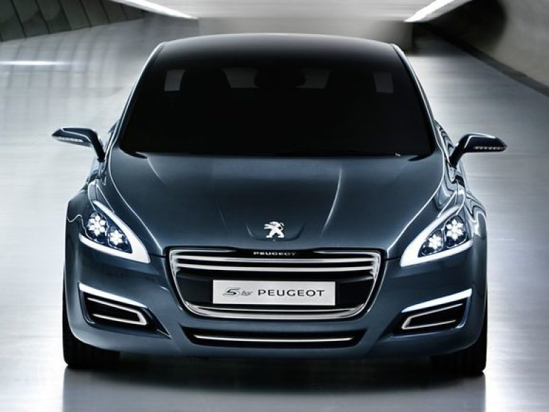 """""""5 by Peugeot"""""""