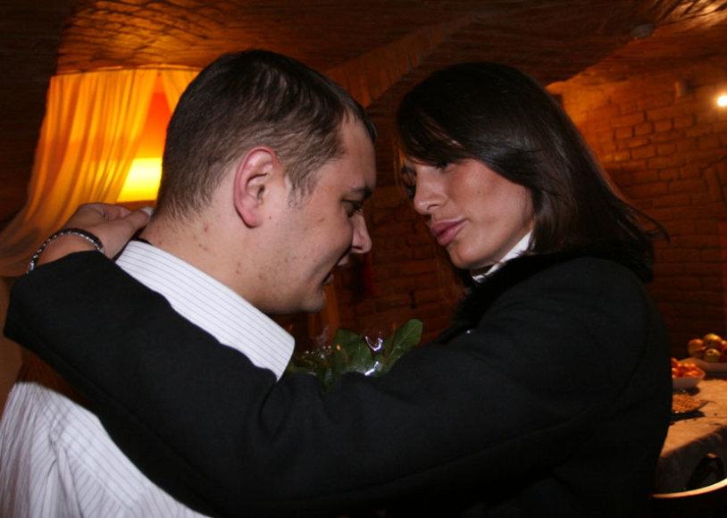 Foto naujienai: Nerijų Ramanauską su gimtadieniu sveikino draugai