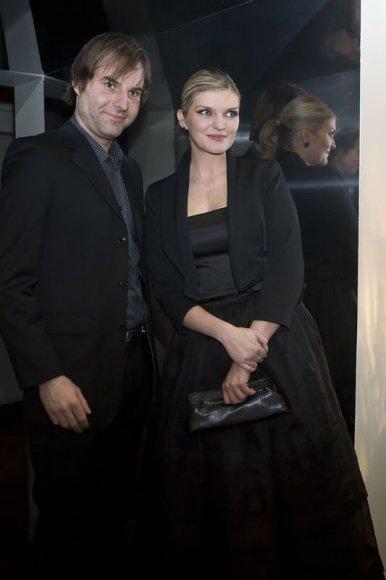 Foto naujienai: Skaiva Jasevičiūtė ir Gediminas Adomaitis: vis dėlto kartu!