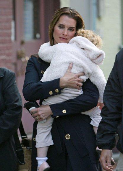 Foto naujienai: Brooke Shields. Spalvingos praeities aristokratė