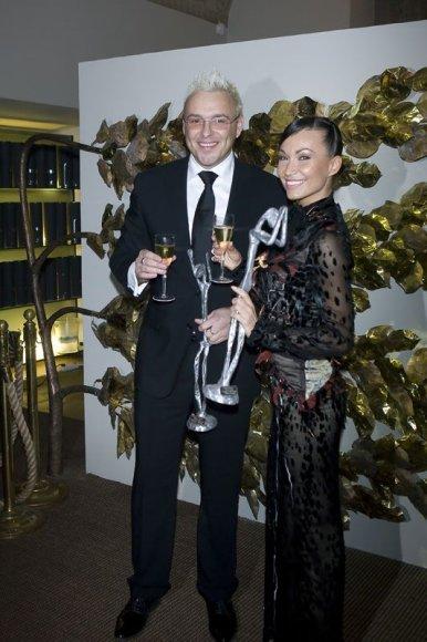 Foto naujienai: Karina Krysko pripažinta stilingiausia