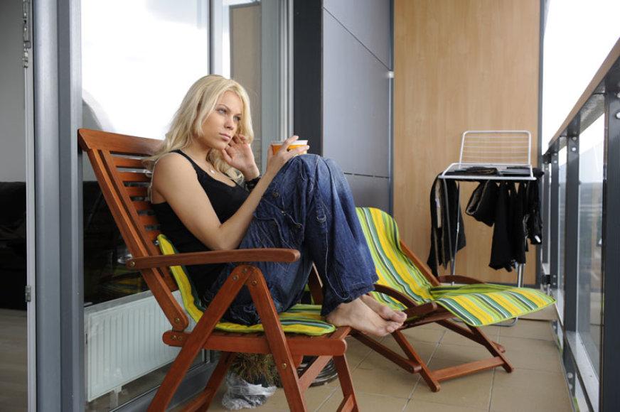 Foto naujienai: Nijolė Pareigytė-Neli susižavėjo boksu