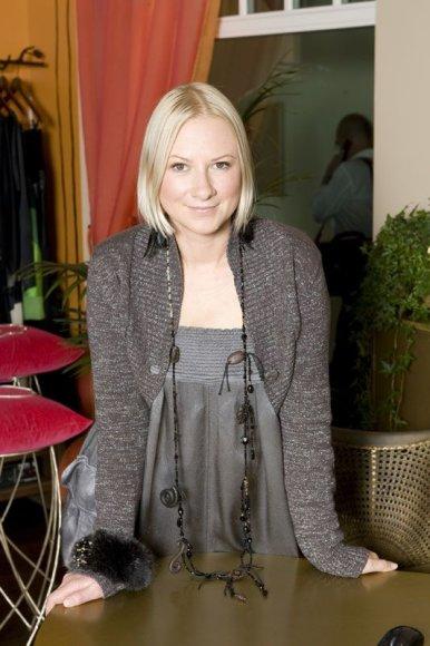 Foto naujienai: Dizainerė Julija Žilėnienė ruošiasi jubiliejui