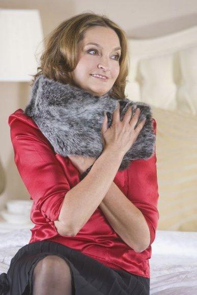 Foto naujienai: Janina Matekonytė-Antanėlienė: mėgstu vienatvę, bet ne vienišumą