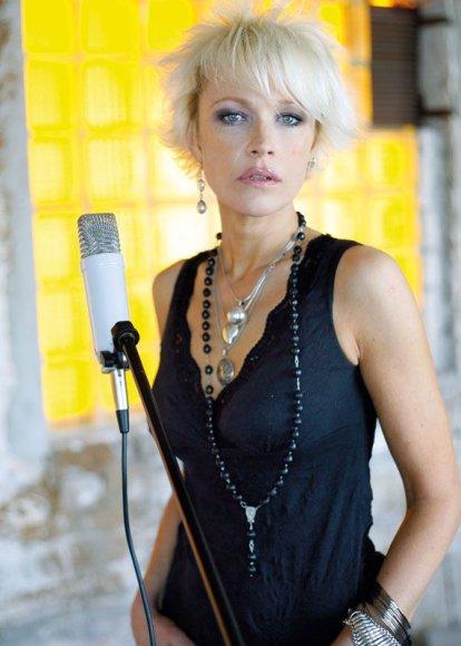 Foto naujienai: Eglė Mickevičienė – aktorė