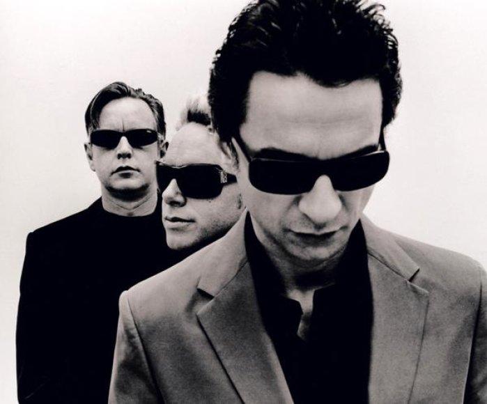 """Foto naujienai: Naujausias """"Depeche Mode"""" albumas – nemokamai"""