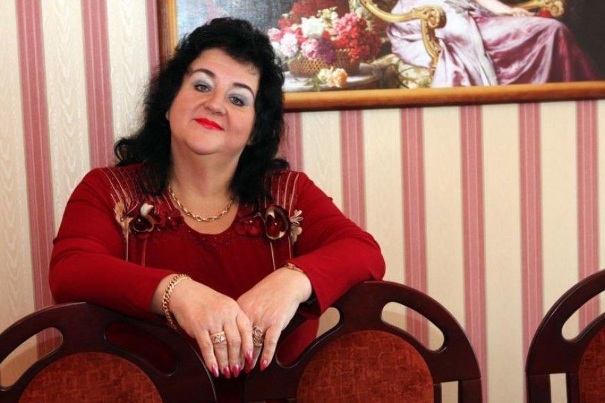 """Foto naujienai: Vitalija Katunskytė: """"Geriau jokio vyro nei bet koks"""""""