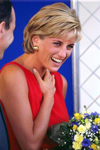Velso princesė Diana – žmonių širdžių karalienė