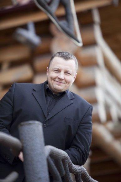 """Foto naujienai: Gediminas Juodeika: """"Galėčiau kurti kulinarinį šou"""""""
