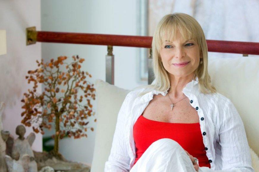 Foto naujienai: Inga Krukauskienė: žinau laimės ir sėkmės formulę!