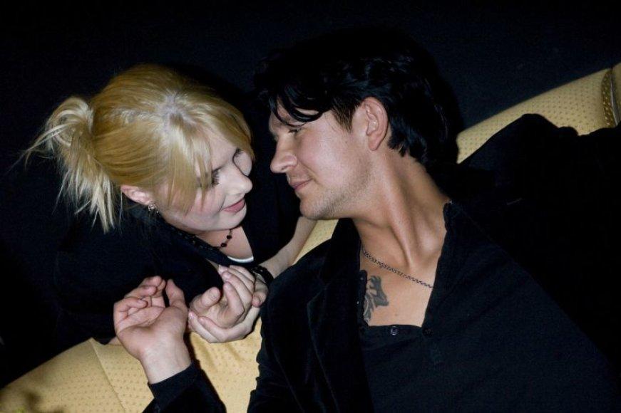 Foto naujienai: Kristina Ivanova ir Sniegė: bunda nauji jausmai?