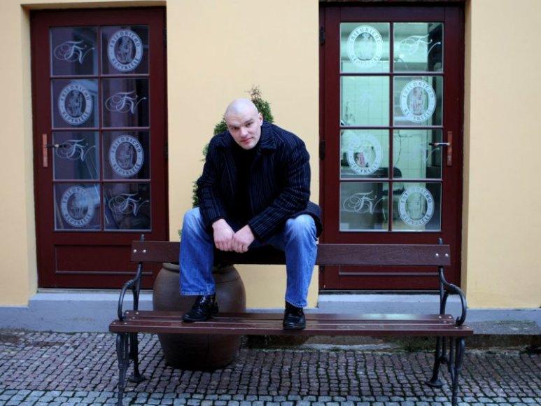 """Foto naujienai: Ramūnas Vyšniauskas: """"Vienadieniai santykiai man ne prie širdies"""""""
