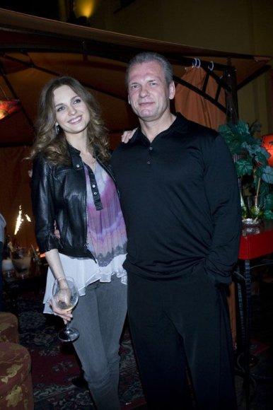 Foto naujienai: Asta ir Laimutis Pinkevičiai. Gal skyrybų nebus?
