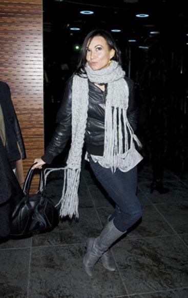 Foto naujienai: Karina Krysko: pasiduodanti pagundoms