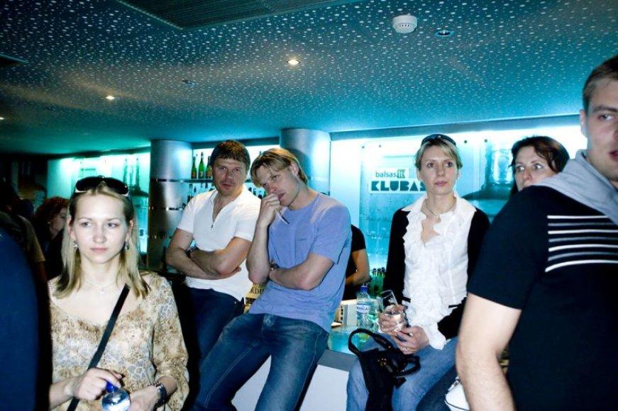 Foto naujienai: Edgaras Jankauskas šeimą iškeitė į vakarėlius?